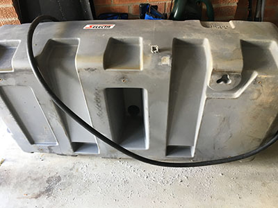 Diesel and Fuel Tank Repairs